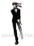 double-0 snake by Quilofire