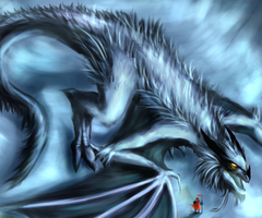 Dragon 4 by Vyrien
