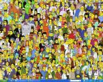 Simpsons Desktop by nikki-nitro