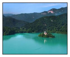 Lake Bled..........HeAvEn by Je-Nice