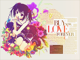 Buy now love forever by TheHopeMaker