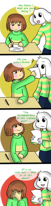 Chara the  playwright by Prasiolite