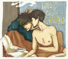 who's got the crack by Fukari