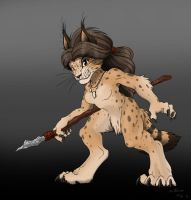 Lynx Hunter Colored by Frankyding90