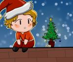 (a little early..) Merry xmas to everybody on DA!! by Stripecartoons