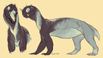 gorgonops more like best animals by VCR-WOLFE