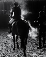 Equitation1 by hubert61