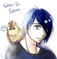 -Feathers For Falkner- by KT-ExReplica