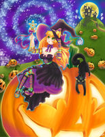 Happy Halloween by Saphzaryn