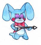 Toy Bonnie by LudwigVonKoopalover