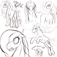 Realistic MLP style 2nd attempt by LillyCheese