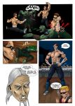 Mortal Kombat Comic Book pg.06 by NinjaBrazil