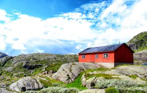 norway by DeZzibELl