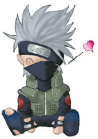 Adorable Chibi Kakashi by bluelady