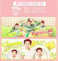 [140713][PSD] CHANBAEK COUPLE by JulieMin