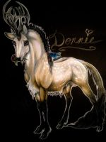 Donatello | Stag | Herd Member by Vezria
