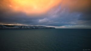 Cliffs of Dover by KrisSimon