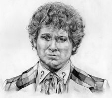 Sixth Doctor by Coconut-CocaCola