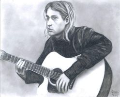 Kurt Cobain by LatinPrincess17