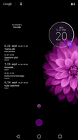 Sony Xperia Z Ultra homescreen by joulukas