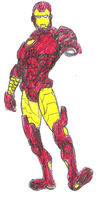 Iron Man by Mbecks14