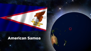 Flag Wallpaper - American Samoa by darellnonis