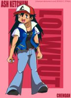 Ash Ketchum Gender Bender by Chenoan
