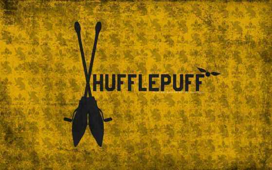 Quidditch Team Pride Wallpaper: Hufflepuff by TheLadyAvatar