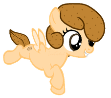 The Cookie Ponies: 001: Choco Chip by icefatal