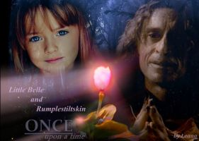 Once upon a time|Rumbelle|Second meeting by Leana17