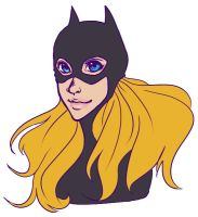 Stephanie Brown by sunflowermints