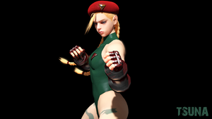 Cammy White by Saskeni