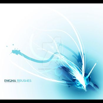 Enigma Brushes by Axeraider70