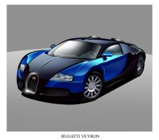 B is for Bugatti by MobileSuitGio