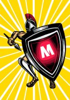 McAfee Warrior by JeanPaulRobin