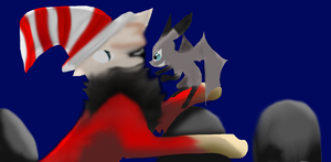 i meat the wolf on meez by fightcat15