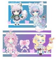 Adoptable Batch 02 (Set Price - CLOSED) by Awkie