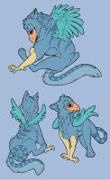Griffin adoptable - CLOSED by TearsAndRain8