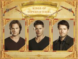 Kings of Supernatural by Nadin7Angel
