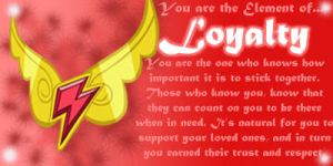Loyalty by rayquaza57