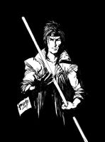 Gambit shadows by Fpeniche