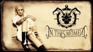 In This Moment (Music Band) Desigm by Azazelfire