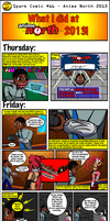 Spark Comic 66 - Anime North 2013 by SuperSparkplug
