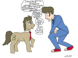 Whos the Doctor by wolfman-al