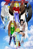 maximum ride flock by justinfoster13