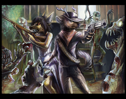 Undead Nightmare by ZombieGnu