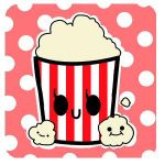 popcorn by LouBerry