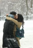 Love in the snow by Bepep