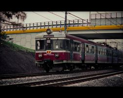 The Train by OloS