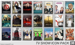 TV Show Icon Pack 36 by FirstLine1